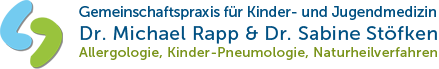 Logo von Dr. med. Sabine Stöfken & Dr. med. Michael Rapp
